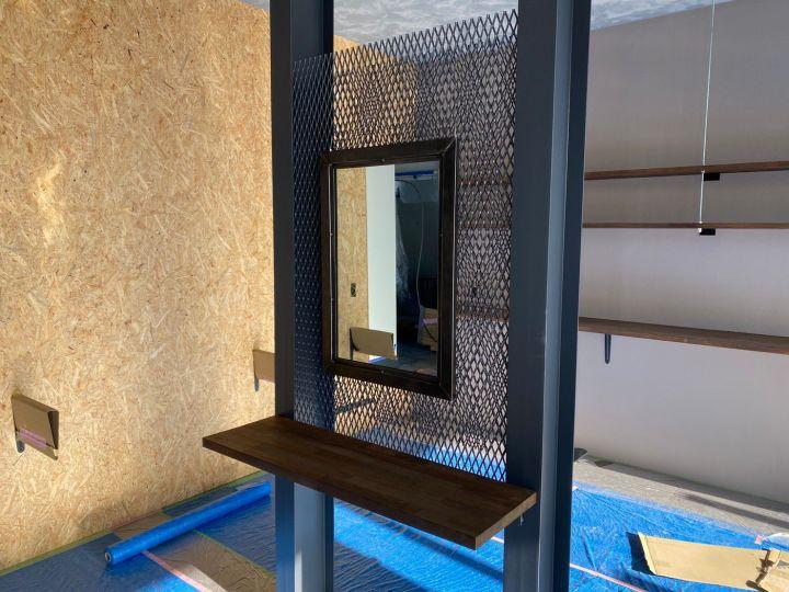 千葉県八街市ヘアサロン・美容室リノベーション工事⑥